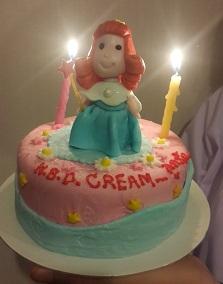 Cream\'s Birthday