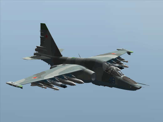 Su 25 (航空機)の画像 p1_24